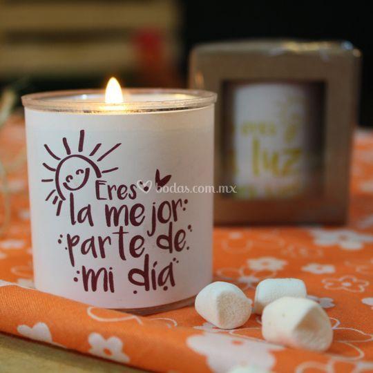 Souvenir velas