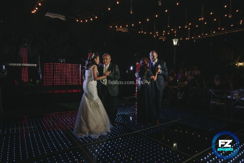 FZ Singers - pista led