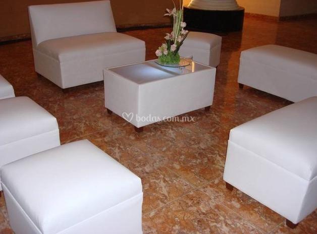 Muebles lounge para todo tipo de eventos de Zona de Luz | Foto 15