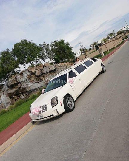 Cadillac cts - 12 personas
