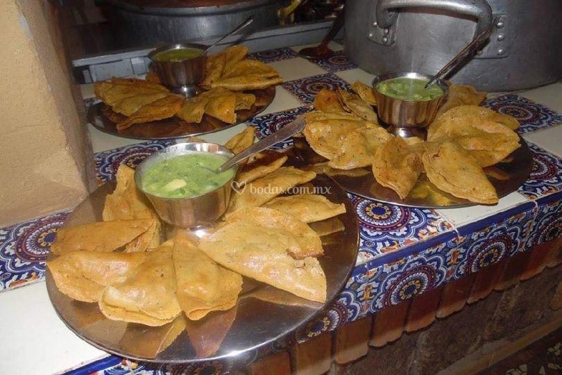 Entrada: cocina mexicana
