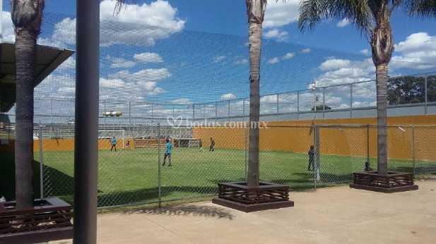 Campo De Fútbol De Terraza La Cantera Foto 6