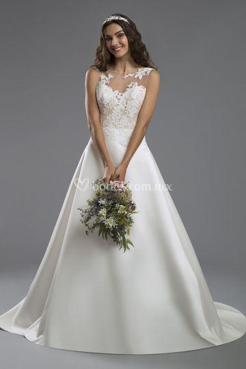 Mejores tiendas de vestidos de novia en puebla