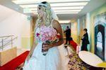 Bride on the way