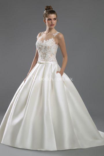 Boutique de vestidos de novia en puebla