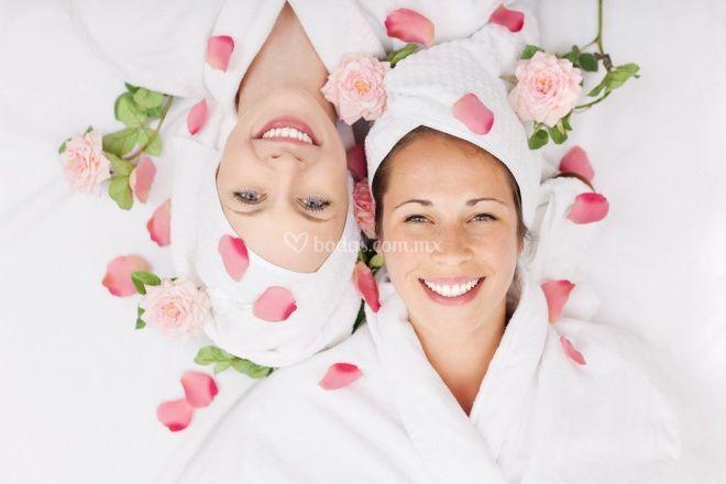 ahora masaje experiencia de novia