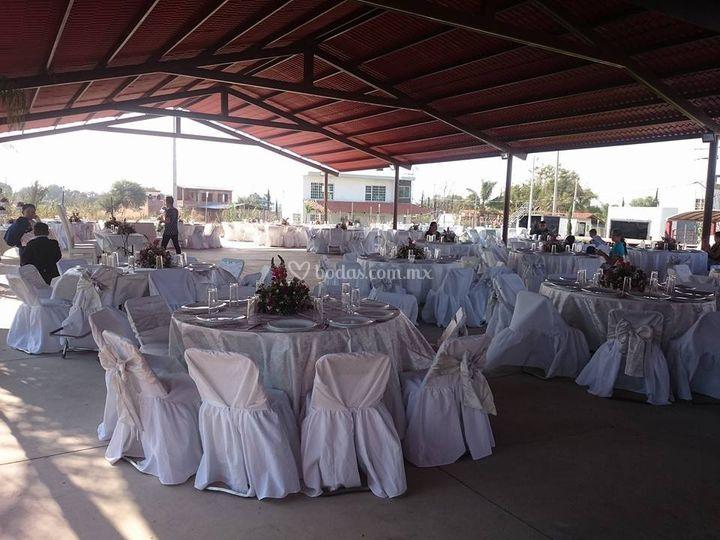 El lugar indicado para la boda