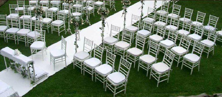 Montajes para ceremonia