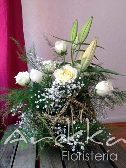 Esfera decorativa