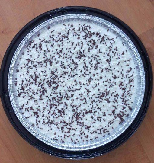 Cheesecake de choco coco