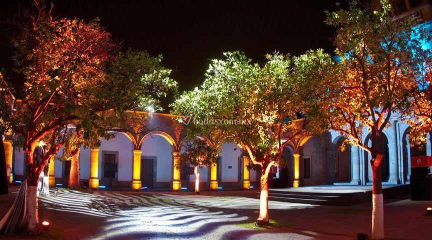 Lightshow - Iluminacion decorativa exterior ...