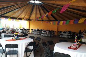 Salón de fiestas El Portón de Santa Fe