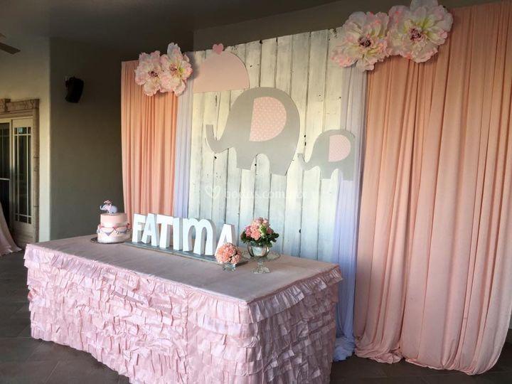 Mesa Baby Shower De Selectus Decoraciones Foto 24