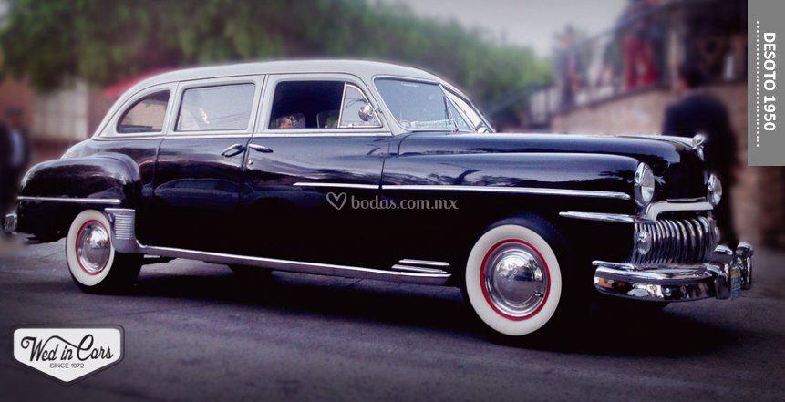 DeSoto 1950