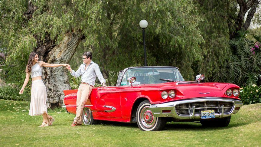 Thunderbird 1958