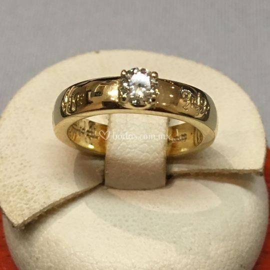 Hechura de anillos