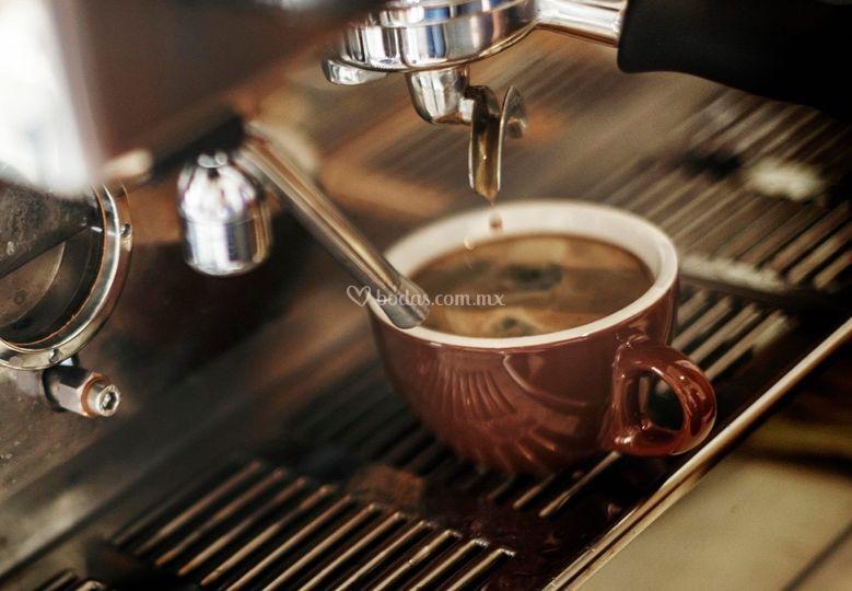Café con Aroma de Boda