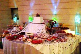 Mesas de dulces bodas