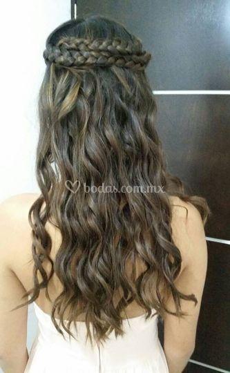 Peinados auténticos