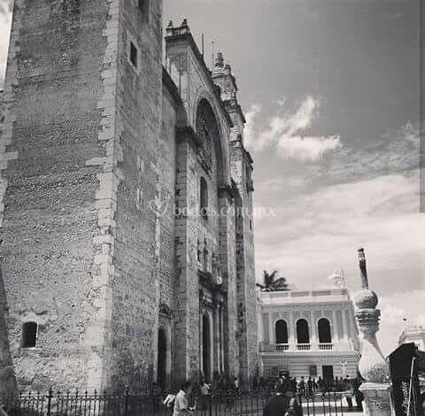 Catedral mérida yucatán