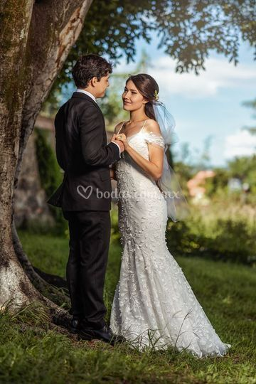 Estudio de boda