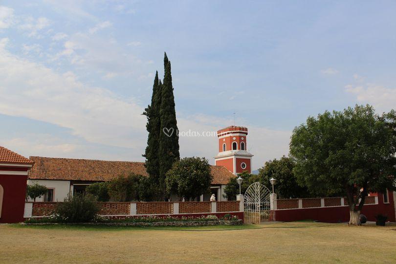 Hacienda El Salto