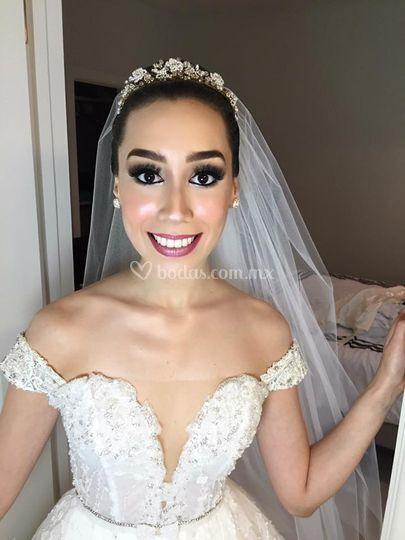 Especialista en novias