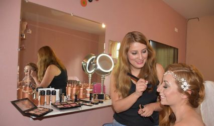 Nayeli Ibarra Makeup Artist 1