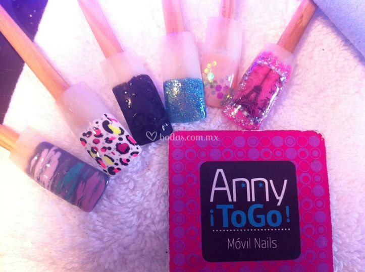 Anny Nail's To Go