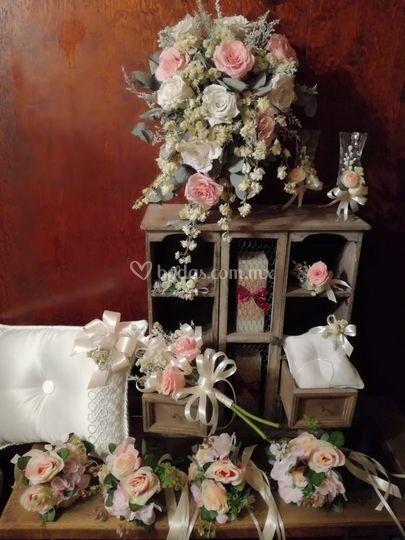 Paquete de novia