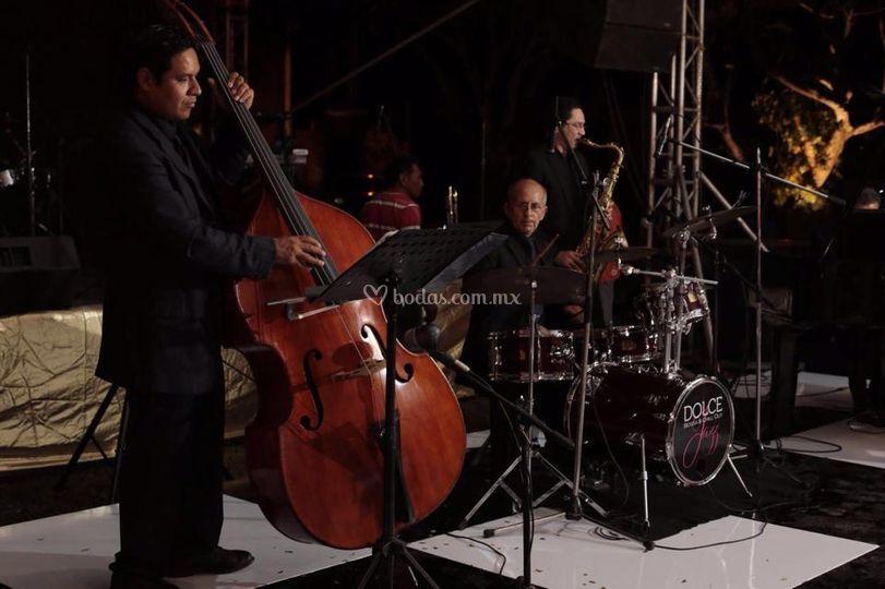 Grupo de bossa y jazz