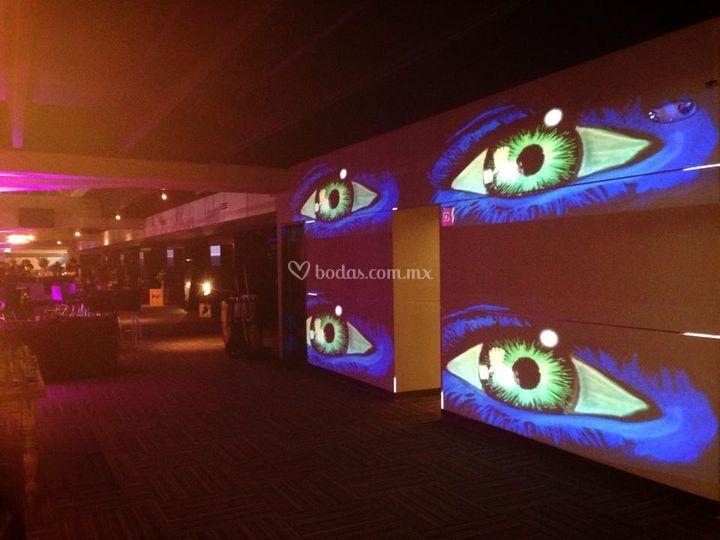 Espectaculares audiovisuales