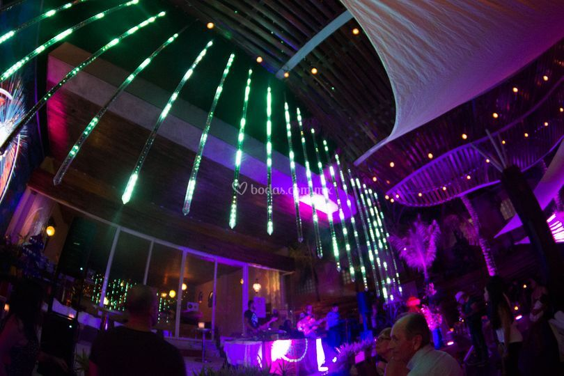 LED mapping