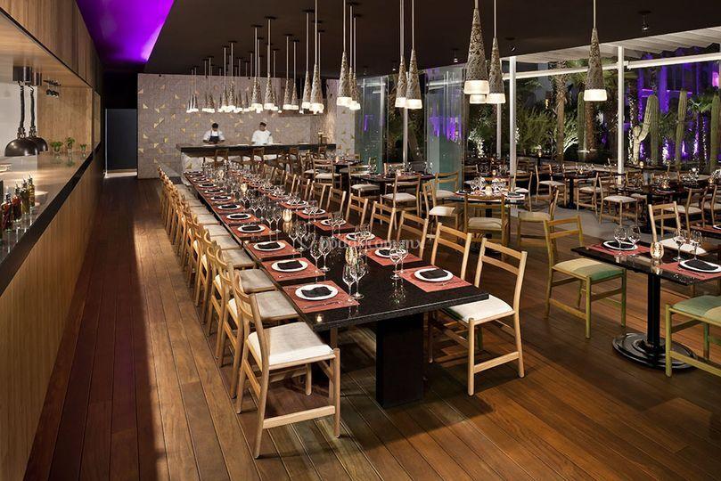 Blue Marlin Ibiza Restaurante
