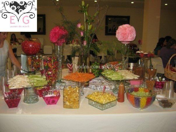 Related pictures galer a de mesas de postres para boda for Mesa de postres para boda