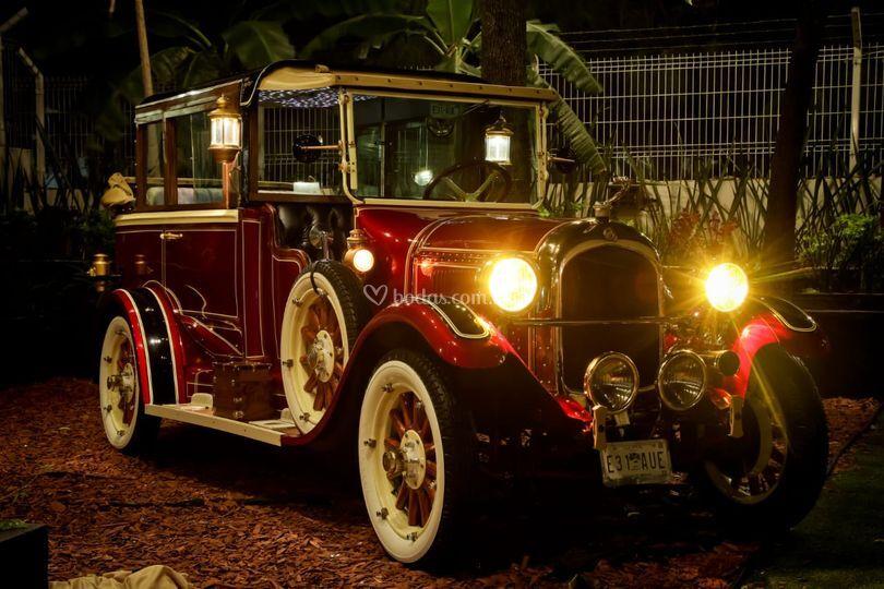 Chrysler Landaulette 1915