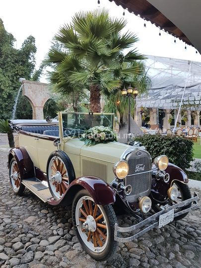 Ford convertible 1928