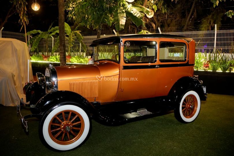 Ford Coupe 1929