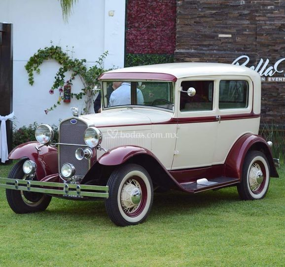 Ford coupe 1930