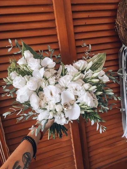 Ramo para novia
