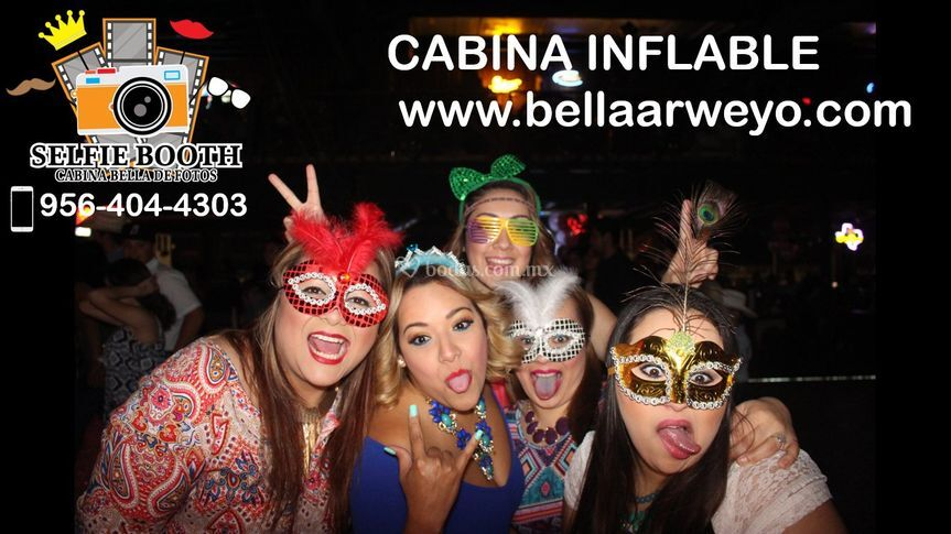 Cabina inflable