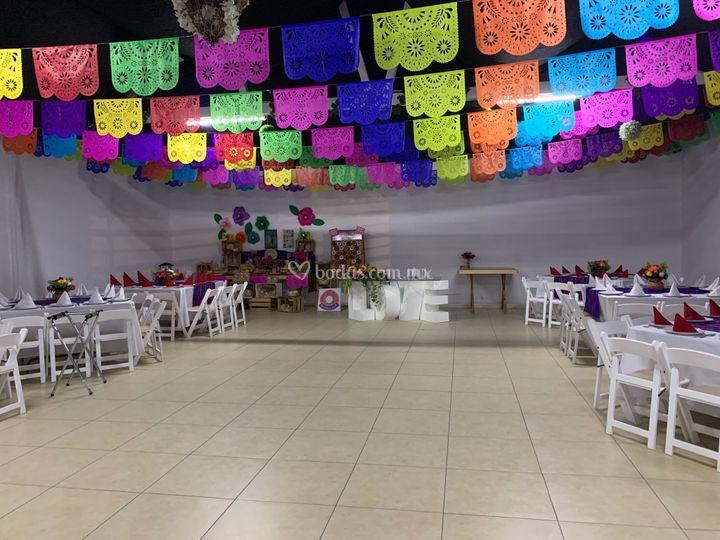 Temática mexicana