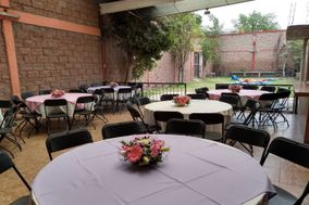 Salón Jardín Para Eventos Sociales