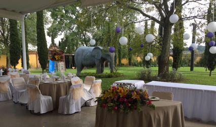 Jardín Elefante 1