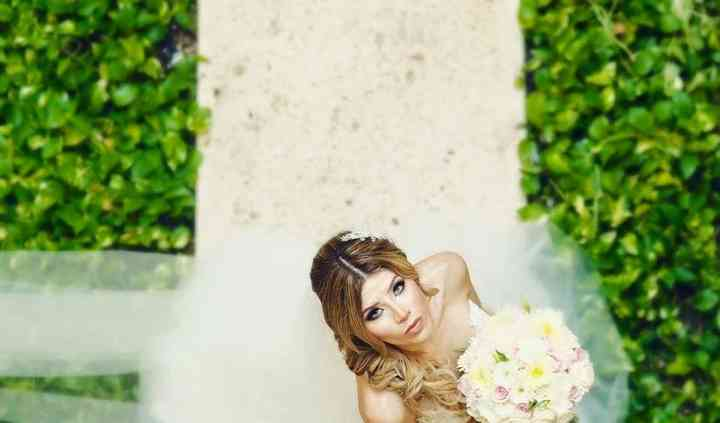 Maquillaje de novia en Cancún