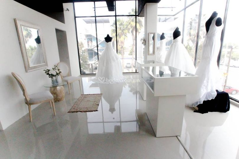 Belle Mariée Showroom