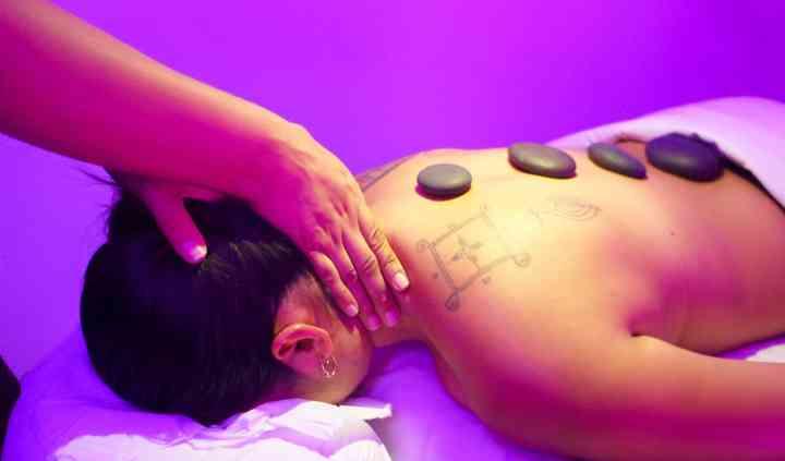 Un masaje necesario