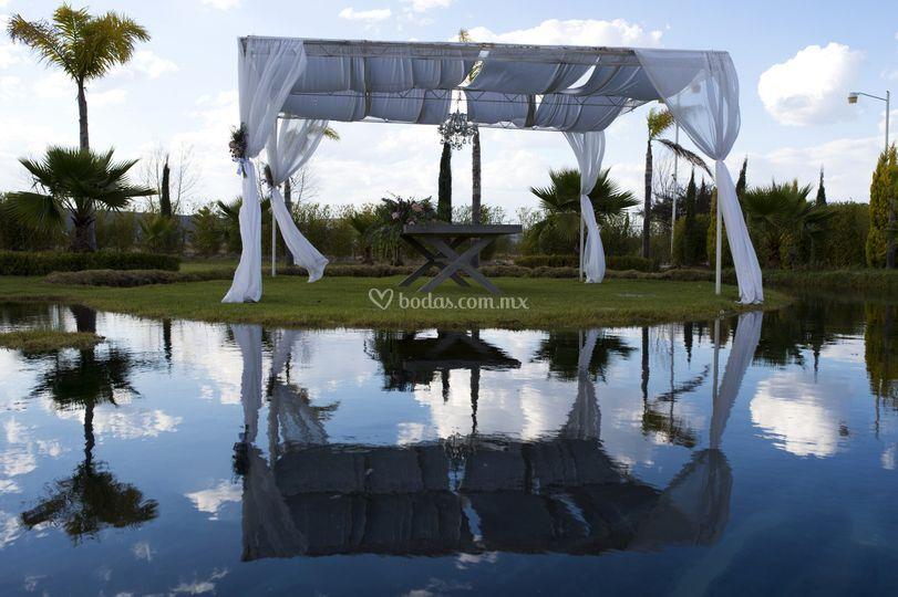 Alma de agua for Alma de agua jardin de eventos
