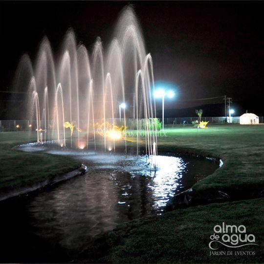 Jardín eventos Tequisquiapan