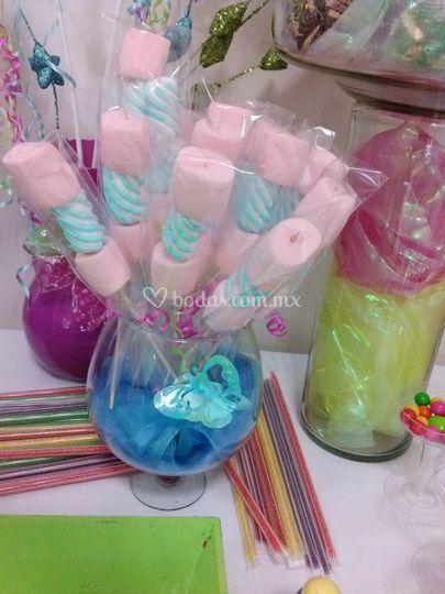 Bombones candy bar